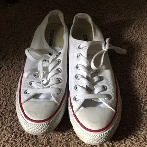 converse low-top optic white